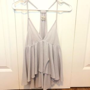 Urban outfitters lavender swing top